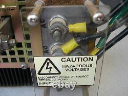 Power Ten P63c-101000d 0-10 Volts DC 0-1000 Amps DC Power Supply 190-253v