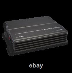 Powerbass APS-100 100A 100 Amp AC to DC Power Supply 120V 120 Volts