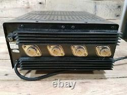 Pyramid PS26KX Power Supply 25 Amp 6-15 Volt WithCooling Fan Great Shape