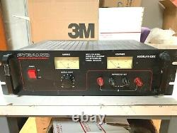 Pyramid PS-52K 50 AMP POWER SUPPLY BUILT IN COOL FAN USED