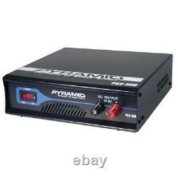 Pyramid Psv-300 Heavy Duty 30 Amp Switching Dc Power Supply