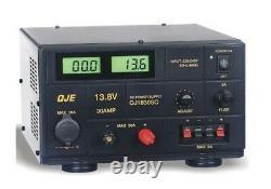 QJE QJ1830SB (30AMP) Linear Power Supply Unit