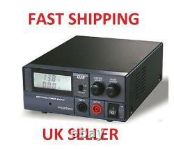 Qje Ps30swiv 30 Amp Switch Mode Power Supply Psu Cb Ham Radio