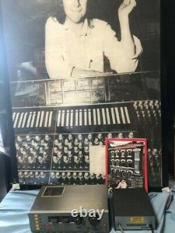 Quad 44 Pre Amp Martin Hannett (Manchester Producer) with custom power supply