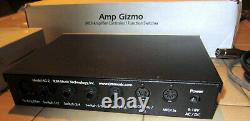 RJM MUSIC AMP GIZMO! MIDI AMP SWITCHER WithBOX, POWER SUPPLY + EXTRA CABLES