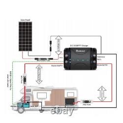 Renogy Solar Power Accessory 12-Volt 50-Amp DC-DC On-Board Battery Charger