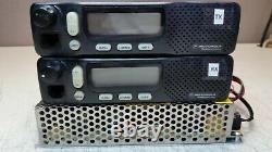 Repeater 8 Channel Uhf Gmrs/ham 40 Watt 20 Amp Power Supply Motorola Repeater