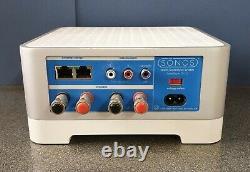 Sonos Multi-Room Music System ZonePlayer ZP120 2 x 50W Amp inc Power Supply