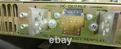 Sorensen, DCS80 13E, DC Power Supply Adjustable, Output 0-80 VDC, 0-13 AMP
