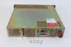 Sorensen DCS 80-37 DC Programmable Switching Power Supply 0-80 Volts 0-37 Amps