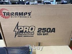 Taramps ProCharger 250A Car Power Supply Battery Charger Amp Protection New