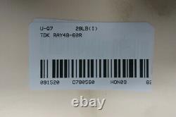 Tdk RAY48-60R Power Supply 48v-dc 60a Amp