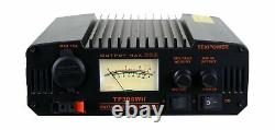 TekPower TP30SWII 30 Amp DC 13.8V Analog Switching Power Supply with Noise Of