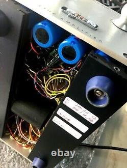 Tron'nucleus' Tube'line' Pre-amp + Separate Power Supply Unit Nos Tubes
