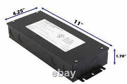 UL Listed 24v 300w Dimmable LED Light Triac Driver Power supply AC 12.5 Amp