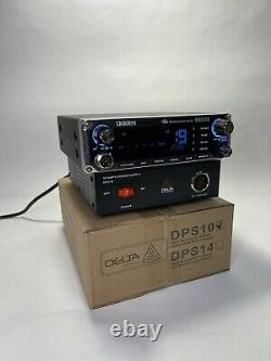 UNIDEN BEARCAT 980SSB 40 Channel CB Radio with Compact DPS10 10 AMP POWER SUPPLY