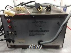 Untested Heathkit PS 9000 Power Supply for Ham Radio 13.8vdc regulated @ 25amp