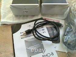 Vincent PHO-8 Phono amp and PHO-8ps Power Supply