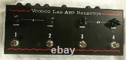 Voodoo Lab Amp Selector Guitar/Amp Switching System USA