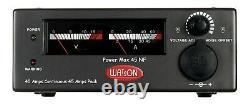 WATSON PowerMax-45-N F45 Amp Compact CB/Ham Radio PSU