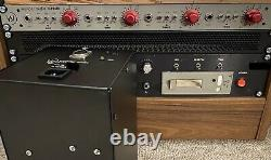 Wunder Audio PAFour mic amps plus large power supply