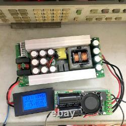 2000w 200v-240v To Dc+/-50v LLC Carte D'alimentation De Commutation D'ampli Psu L12-28