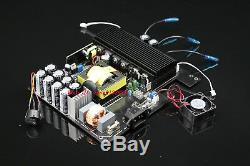 2300w Haute Puissance De Commutation D'alimentation Audio Amplificateur Amp Bord Psu +/- 55v