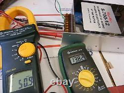 50 Ampères Empilables 100 Ampères Ou Plus D'alimentation Électrique Pour L'amplificateur Linéaire Megawatt