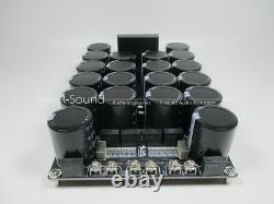 50a 100v 94000uf Rectifier Conseil D'alimentation De Filtre Double Puissance Pour Hifi Amp