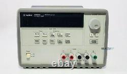 Agilent / HP E3632a 0-15v, 7 Amplificateurs / 0-30v, 4a Aperçu De L'alimentation En Courant Continu (ref 009g)