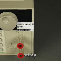 Agilent / Keysight / HP 6611c 8 Volt 5 Amp Gpib Alimentation Testée À La Portée Complète