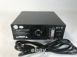 Alimentation 33 Amp 12-13.8v Ac/dc Avec Volt Amp Meter Delta Dps33 Ham Cb Radio