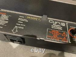 Alimentation Cyrus Psx Pour Amplificateur Intégré Cyrus Amp Entièrement Travail / Testé