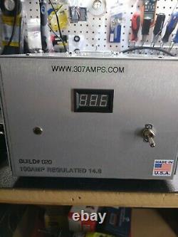 Alimentation De L'amplificateur Linéaire Cb 307amps. Com