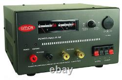 Alimentation En Mode Interrupteur Watson Power-max-65-nf (60 Amp)
