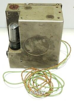 Alimentation En Tube Pour Jensen M18 Field Coil Speaker 300vdc @ 2amps Maximum