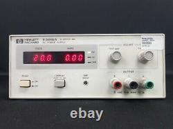 Alimentation HP E3615a 20 Volts 3 Amp DC (5328)