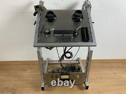 Ampex 403 Preamp + 3741 Alimentation + Magnétophone (pour Pièces)