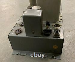 Ampex Electronics Record Tube De Bande D'alimentation En Ampli (préamplificateur, MIC Pre)4020238-1