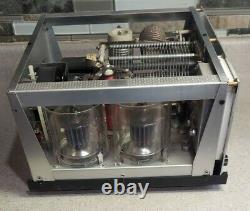 Amplificateur De Radio-ham Vintage Drake L-4b Avec Alimentation Drake L-4ps Amplificateur Excellent
