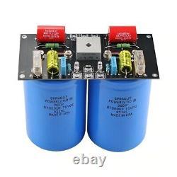 Amplificateur Rectificateur 67000uf 75v Power Filter Amp Power Support De Carte D'alimentation