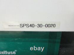 Amrel//ametek, Sps40-30-0020, Alimentation Réglable Dc, 0-40 Vdc, 0-30 Amp