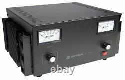 Astron Alimentation 50 Amp Avec Compteurs Et Ampli Volt Réglable # Vs-50m