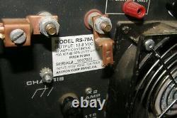 Astron Rs70a 70 Amp Linéaire Alimentation De Bureau Pour Radio Ham