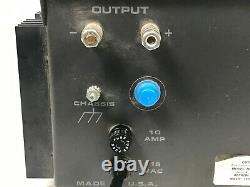Astron Rs-50m 50 Amp DC Alimentation Électrique Avecmeters