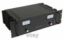 Astron Vrm-50m 50 Amp Adjustable DC Power Supply Rack Mount Withmeters Astron Vrm-50m 50 Amp Adjustable DC Power Supply Rack Mount Withmeters Astron Vrm-50m 50 Amp Adjustable DC Power Supply Rack Mount Withmeters Astron