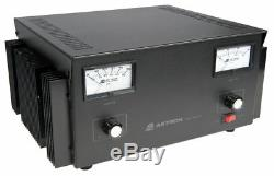 Astron Vs-50m Table Top 50 Amp Variable Withmeters Alimentation