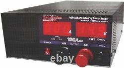 Audiopipe Dsps10012v Alimentation Électrique Nippon America 100amp Réglementé