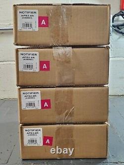 Aviseur Aps2-6r 6 Amp 120 Vac Alimentation Auxiliaire Brand New In Original Box