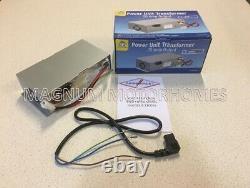 Caravan Mains 12volt Alimentation Et Chargeur De Batteries 20amp Powerpart Po120